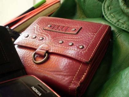 Alvina's wallet