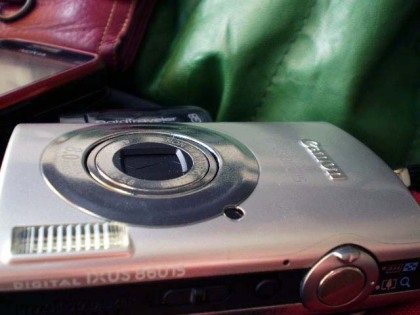 Canon Ixus 860IS, the decent digital camera